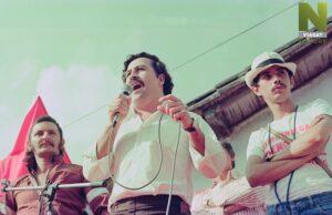 Escobar a jeho hrochy