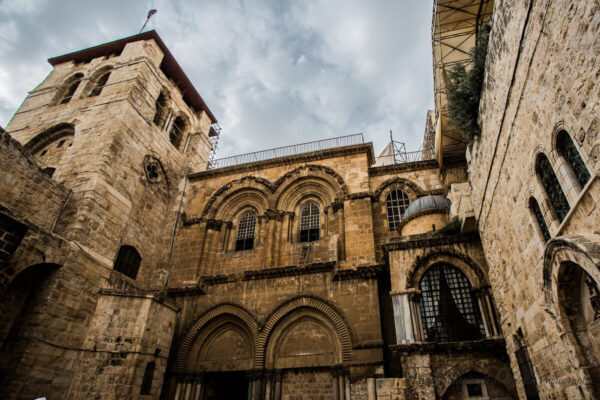 nehybny rebrik Jeruzalem