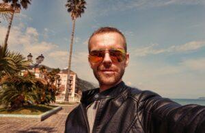 Selfie tropic