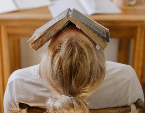 Stres, nepohoda, vyčerpanie, nervozita