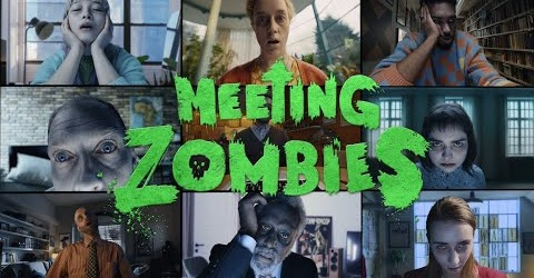Meeting Zombie SLido spot