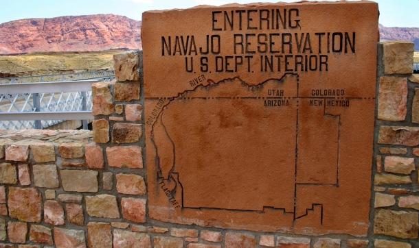 Indiánsky kmeň Navajo a rezervácia