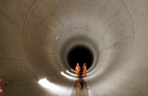 Mestská kanalizácia, dokument Viasat Explore