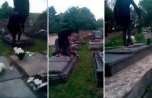 Cintorín vandali