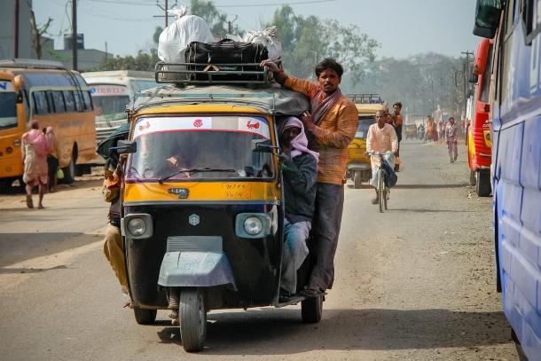 India, doprava, náhradný obrázok
