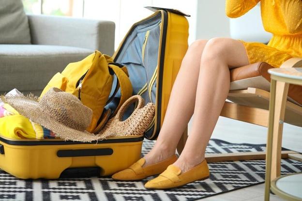 cestovanie a balenie batožiny