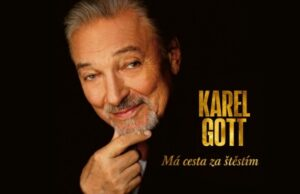 Karel Gott kniha 2021
