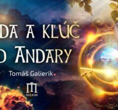Linda a kľúč od Andary kniha