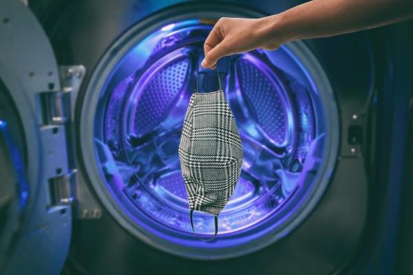 Rúško práčka