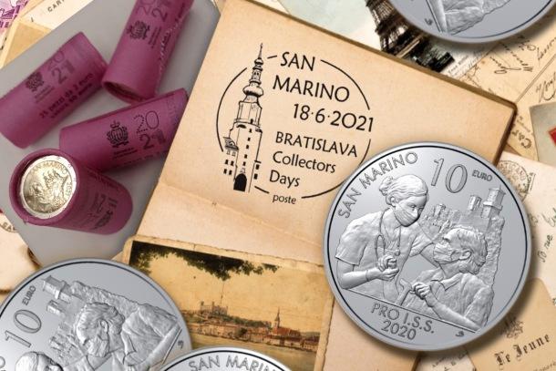 zberateľské dni 2021 incheba covid san marino 2021