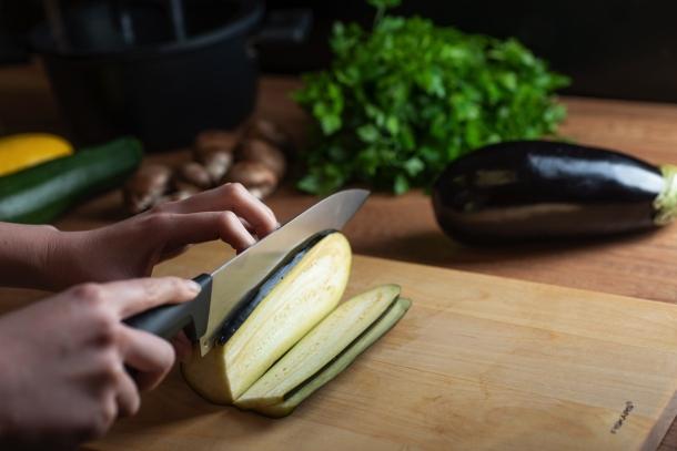 krájanie a nože plátkovanie