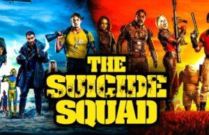 The Suicide squad: samovražedná misia