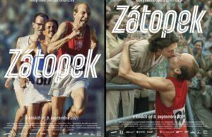 Zátopek, životopisný film o Emilovi Zátopkovi