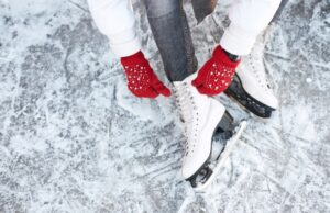 ľadové korčule / korčule na ľad