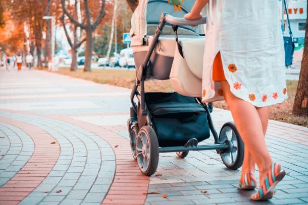 materstvo, kočíkovanie a kočík