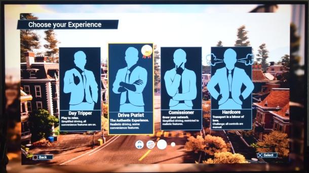 Bus Simulator 2021, screenshot Playstation 4