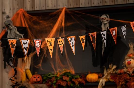 Halloween girlanda