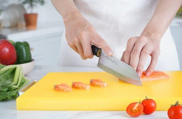 Jedlo sushi