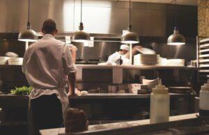 kuchyňa reštaurácia