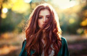 Vlasy žena